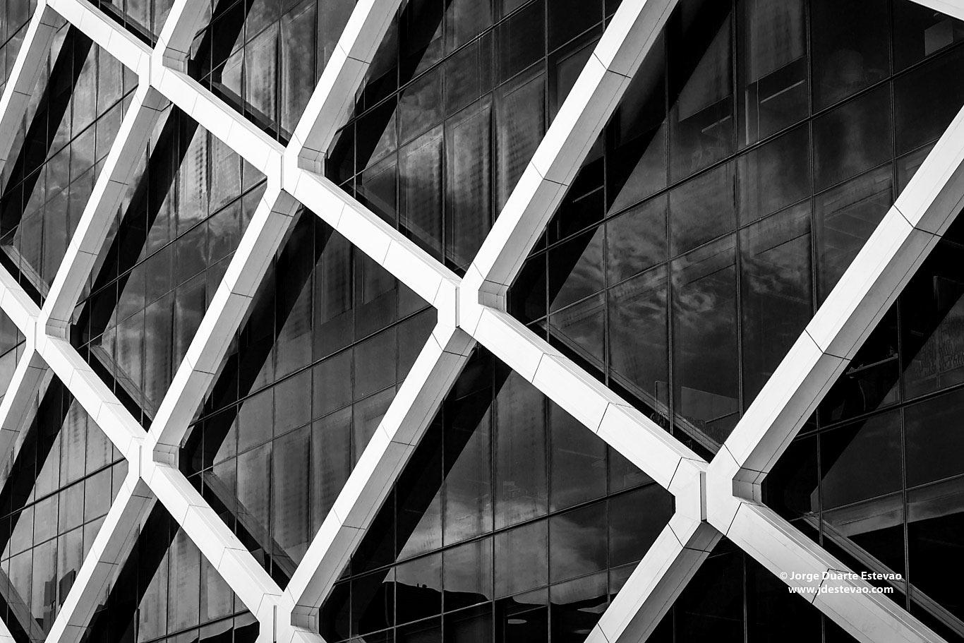 black white Shelley Street Sydney fitzpatrick + partners architects