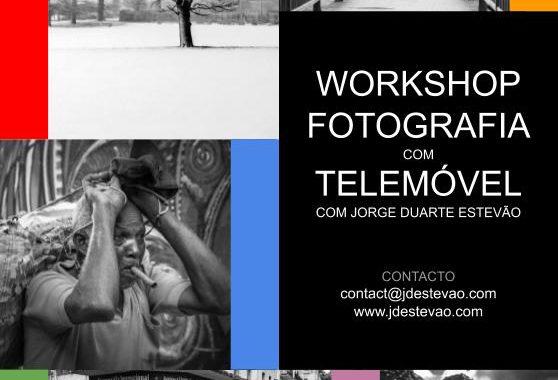 Workshop de Fotografia com Telemóvel