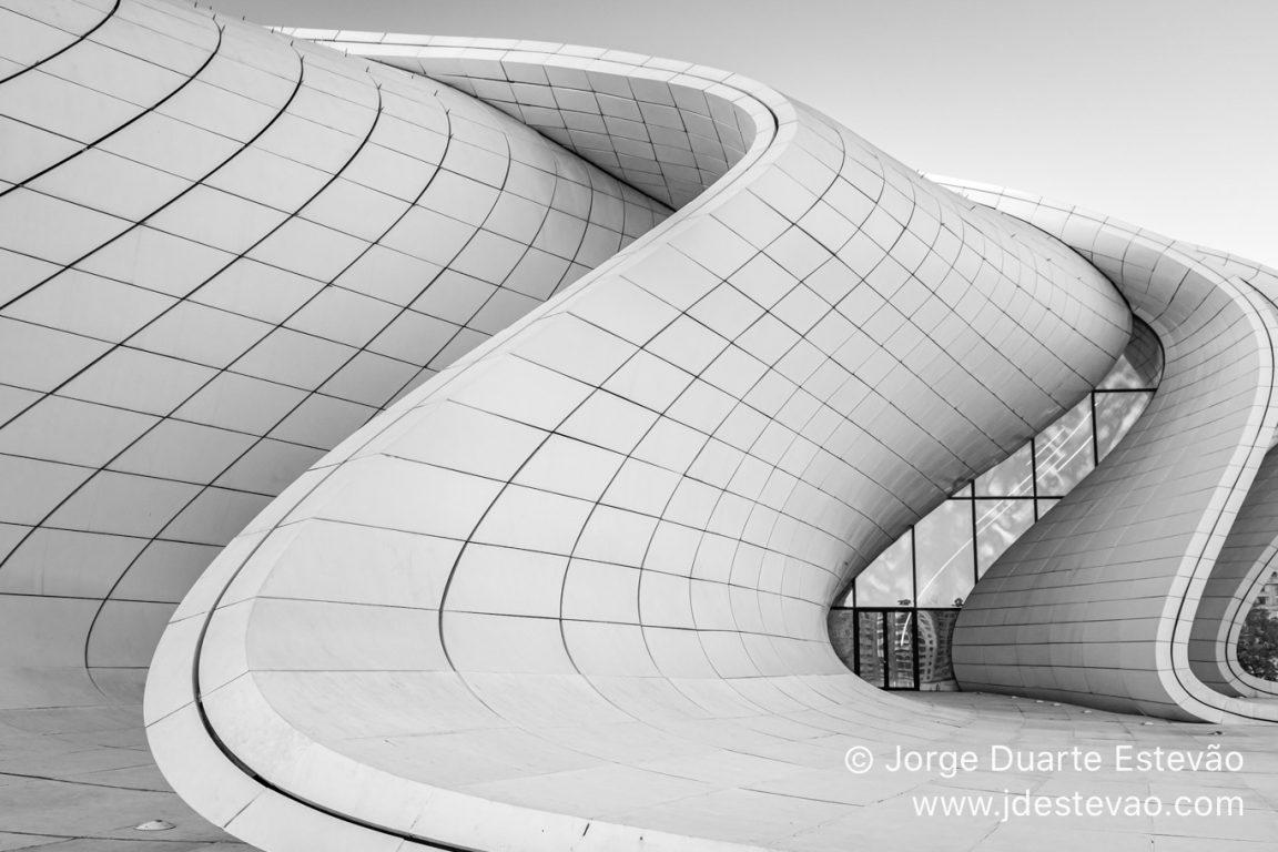 Heydar Aliyev Centre in Baku, Azerbaijan.