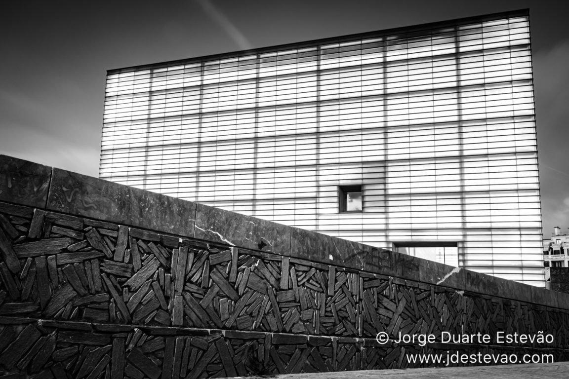 Kursaal Congress Center in San Sebastián