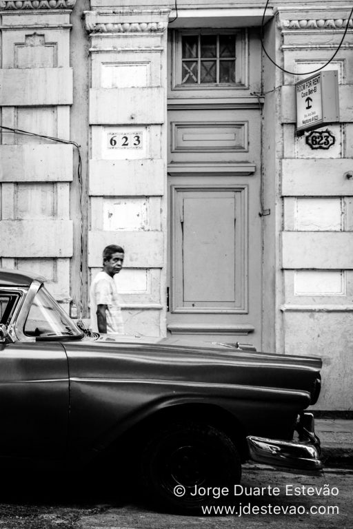 Daily life in the streets of Havana, Cuba